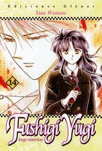 Libro FUSHIGI YUGI Nº 14