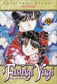 Libro FUSHIGI YUGI Nº 16