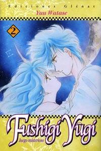 Libro FUSHIGI YUGI Nº 2