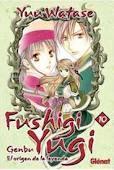 Libro FUSHIGI YUGI: GENBU Nº 10, EL ORIGEN DE LA LEYENDA