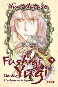 Libro FUSHIGI YUGI: GENBU Nº 11: EL ORIGEN DE LA LEYENDA