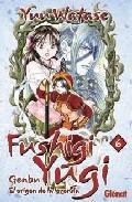 Libro FUSHIGI YUGI: GENBU, EL ORIGEN DE LA LEYENDA Nº 6