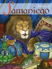 Libro FÁBULAS DE SAMANIEGO