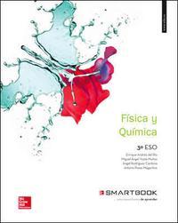 Libro FÍSICA Y QUÍMICA. 3º ESO INCLUYE SMARTBOOK