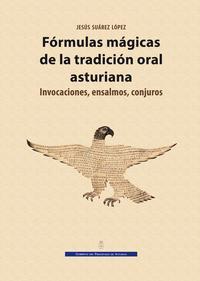 Libro FÓRMULAS MÁGICAS DE LA TRADICIÓN ORAL ASTURIANA