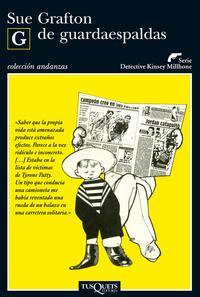 Libro G DE GUARDAESPALDAS