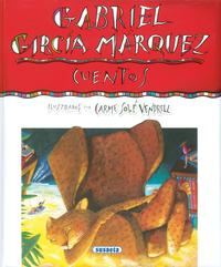 Libro GABRIEL GARCIA MARQUEZ, CUENTOS