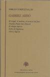 Libro GABRIEL MIRO III: EL ANGEL, EL MOLINO, EL CARACOL DEL FARO. NUEST RO PADRE SAN DANIEL. EL OBISPO LEPROSO. LIBRO DE SIGUENZA. AÑOS Y LEGUAS