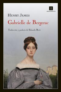 Libro GABRIELLE DE BERGERAC
