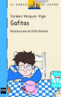 Libro GAFITAS
