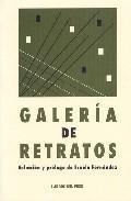 Libro GALERIA DE RETRATOS