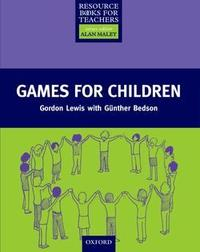 Libro GAMES FOR CHILDREN