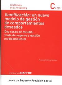 Libro GAMIFICACIÓN: UN NUEVO MODELO DE GESTIÓN DE COMPORTAMIENTOS DESEADOS