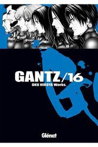 Libro GANTZ Nº 16