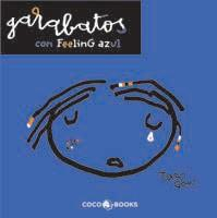 Libro GARABATOS CON FEELING AZUL