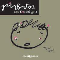 Libro GARABATOS CON FEELING GRIS