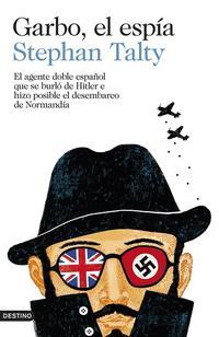 Libro GARBO, EL ESPIA