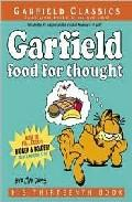 Libro GARFIELD FOOD FOR THOUGHT