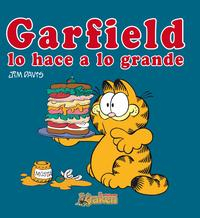 Libro GARFIELD LO HACE A LO GRANDE