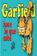 Libro GARFIELD Nº 9: HACE LO QUE SABE