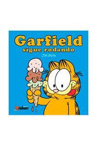 Libro GARFIELD SIGUE RODANDO