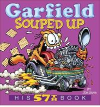Libro GARFIELD SOUPED UP