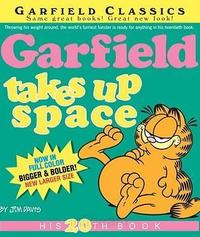 Libro GARFIELD TAKES UP SPACE