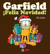 Libro GARFIELD ¡FELIZ NAVIDAD!