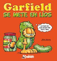 Libro GARFIELD. SE METE EN LIOS