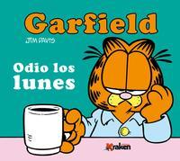 Libro GARFIELD: ODIO LOS LUNES