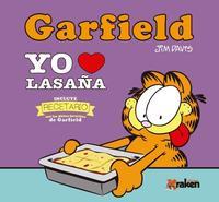 Libro GARFIELD: YO AMO LA LASAÑA
