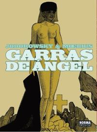 Libro GARRAS DE ANGEL