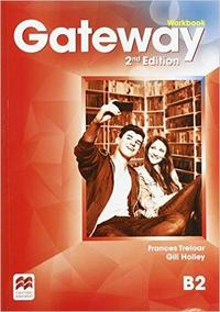 Libro GATEWAY B2 WORKBOOK 2ND ED 2016