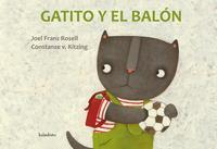 Libro GATITO Y EL BALON