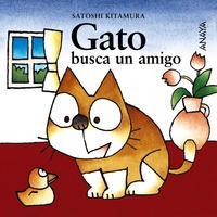 Libro GATO BUSCA UN AMIGO