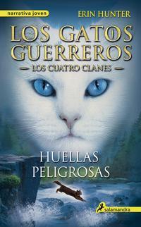 Libro GATOS GUERREROS V: HUELLAS PELIGROSAS
