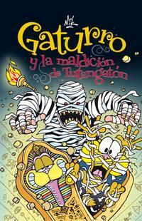 Libro GATURRO Y LA MALDICION DE TUGANGATON