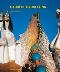 Libro GAUDI OF BARCELONA