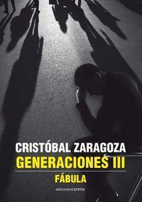 Libro GENERACIONES III