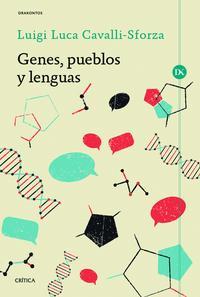 Libro GENES, PUEBLOS Y LENGUAS