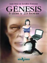 Libro GENESIS: 3 DIAS Y 23 HORAS