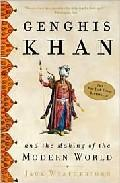 Libro GENGHIS KHAN AND THE MAKING OF THE MODERN WORLD