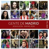 Libro GENTE DE MADRID