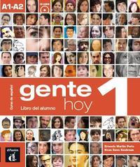 Libro GENTE HOY 1 LIBRO DEL ALUMNO