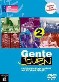 Libro GENTE JOVEN 2 DVD