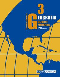 Libro GEOGRAFIA 3. EDUCACIÓN SECUNDARIA OBLIGATORIA SEGUNDO CICLO