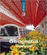 Libro GEOGRAFIA 3º ESO  CASTILLA Y LEON PROYECTO KORE