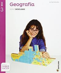 Libro GEOGRAFIA 3º ESO EXTREMADURA ED 2015
