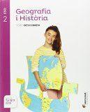 Libro GEOGRAFIA E HISTORIA + ATLAS 2º ESO BALEARES ED 2016
