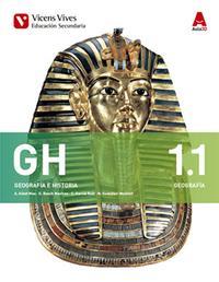 Libro GEOGRAFIA E HISTORIA 1º ESOVALENCIANO